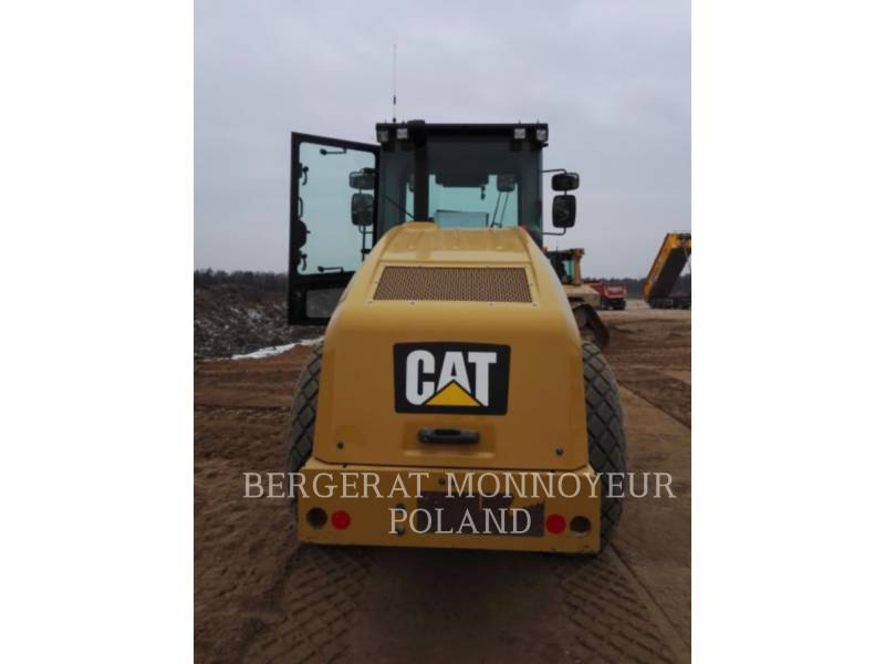 CATERPILLAR EINZELVIBRATIONSWALZE, GLATTBANDAGE CS64B equipment  photo 6