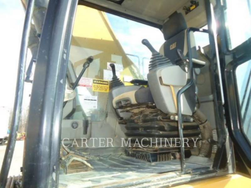 CATERPILLAR TRACK EXCAVATORS 336EL 12 equipment  photo 6