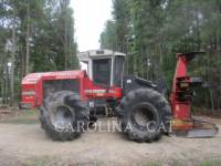 PRENTICE FORESTRY - FELLER BUNCHERS - WHEEL 2570 equipment  photo 1