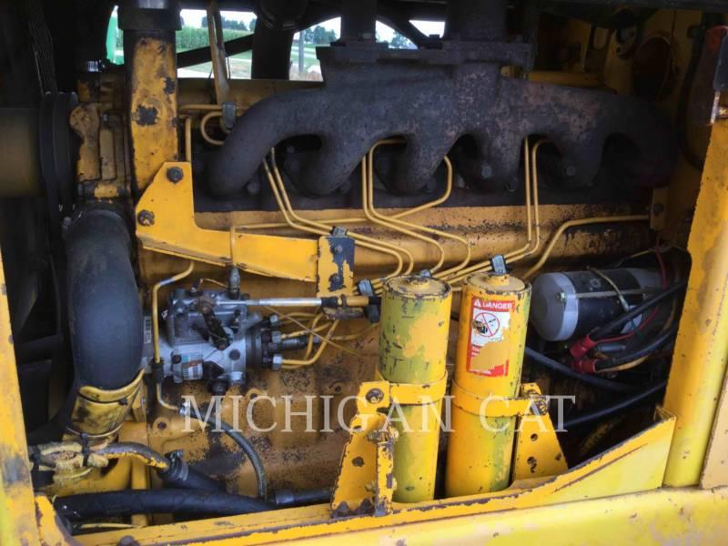 JOHN DEERE WIELLADERS/GEÏNTEGREERDE GEREEDSCHAPSDRAGERS 544C equipment  photo 9