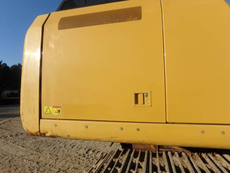 CATERPILLAR TRACK EXCAVATORS 336EL equipment  photo 21