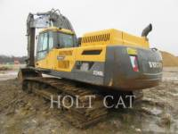 VOLVO TRACK EXCAVATORS 340D equipment  photo 4