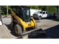 CATERPILLAR PALE COMPATTE SKID STEER 252B2 equipment  photo 2