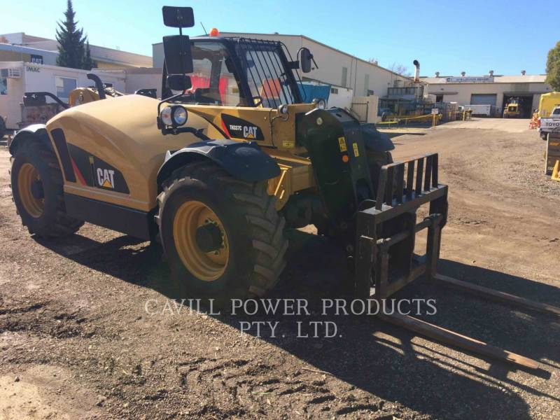 CATERPILLAR TELEHANDLER TH337C equipment  photo 1
