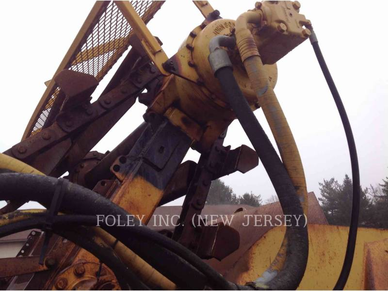 CATERPILLAR DECAPEUSES AUTOMOTRICES 615 equipment  photo 16