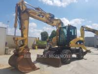 CATERPILLAR ホイール油圧ショベル M316C equipment  photo 2
