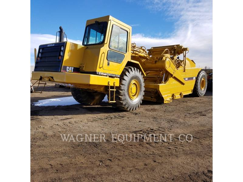 CATERPILLAR WHEEL TRACTOR SCRAPERS 615C II equipment  photo 1