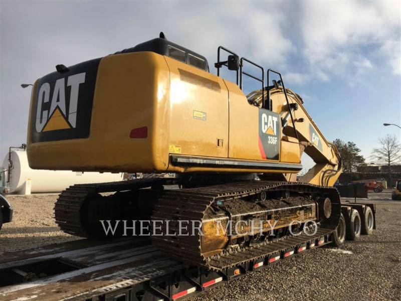 CATERPILLAR KETTEN-HYDRAULIKBAGGER 336F L THM equipment  photo 3