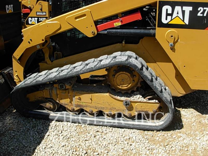 CATERPILLAR CHARGEURS TOUT TERRAIN 279DSR equipment  photo 6