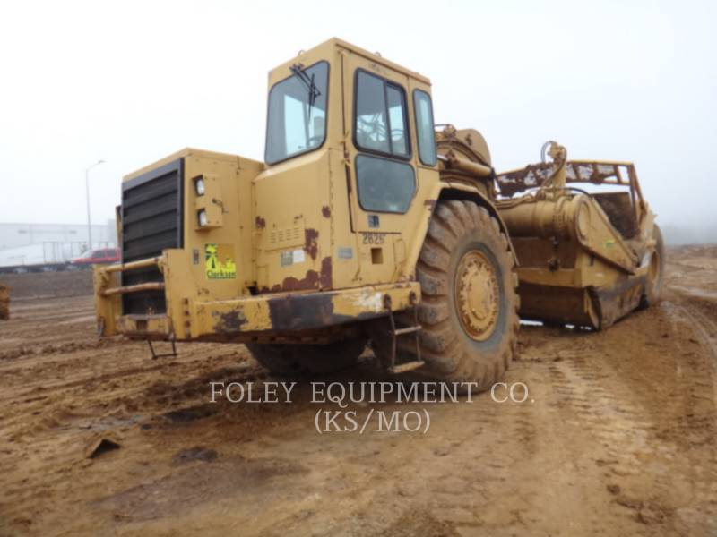 CATERPILLAR WHEEL TRACTOR SCRAPERS 631EII equipment  photo 1
