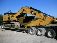 CATERPILLAR ESCAVATORI CINGOLATI 349FL equipment  photo 2