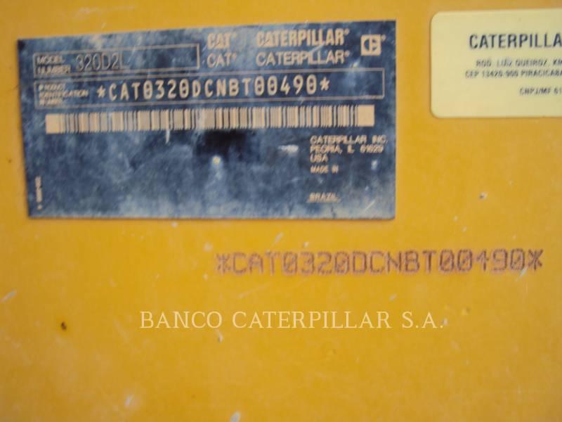 CATERPILLAR RUPSGRAAFMACHINES 320D2L equipment  photo 6