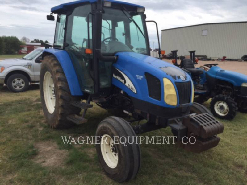 NEW HOLLAND LTD. TRACTORES AGRÍCOLAS TL90 equipment  photo 2