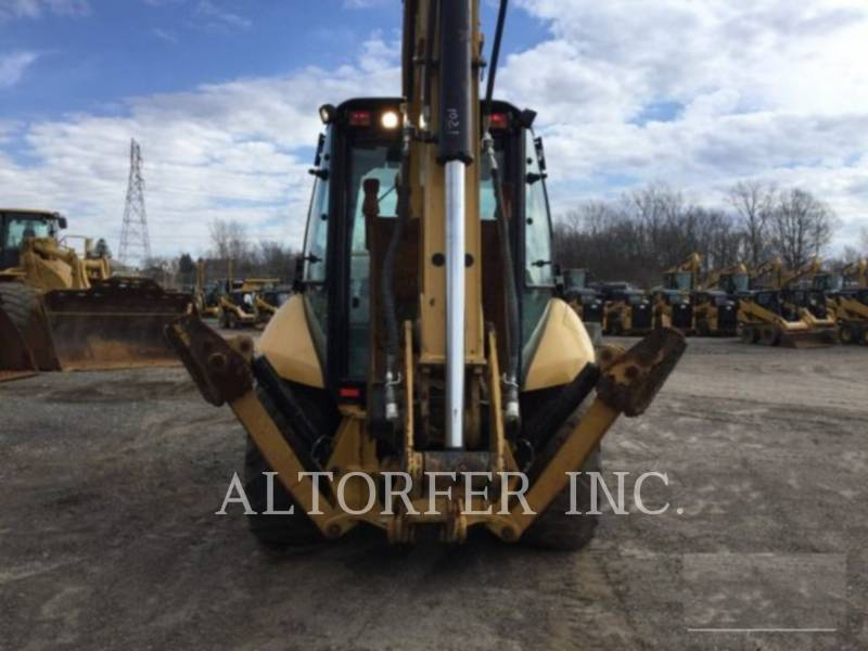CATERPILLAR RETROESCAVADEIRAS 420E IT equipment  photo 5
