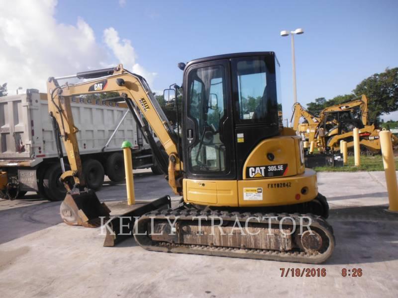 CATERPILLAR TRACK EXCAVATORS 305.5ECR equipment  photo 1