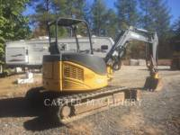 DEERE & CO. TRACK EXCAVATORS DER 50D equipment  photo 3