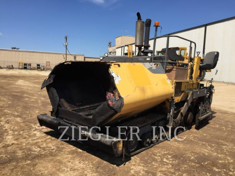 VOLVO CONSTRUCTION EQUIPMENT ASPHALT PAVERS PF4410 equipment  photo 3