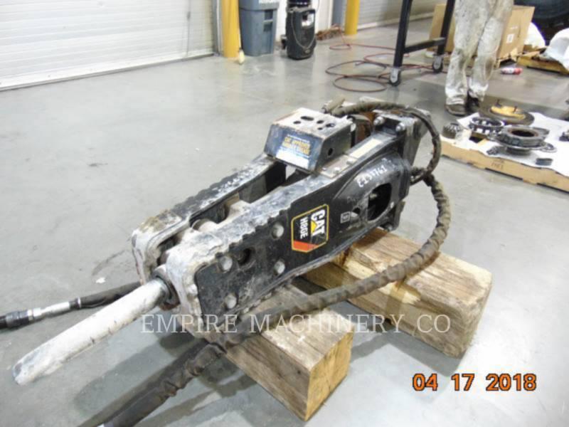 CATERPILLAR  HAMER H80E 420 equipment  photo 4