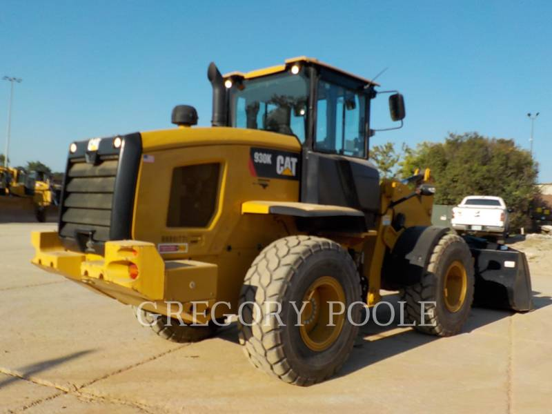 CATERPILLAR WHEEL LOADERS/INTEGRATED TOOLCARRIERS 930K equipment  photo 9