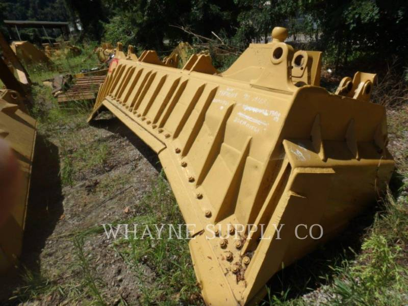 CAT WORK TOOLS (SERIALIZED)  BLADES D9 U BLADE equipment  photo 4
