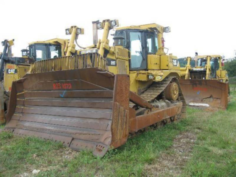 CATERPILLAR TRAKTOR GĄSIENNICOWY KOPALNIANY D9T equipment  photo 1
