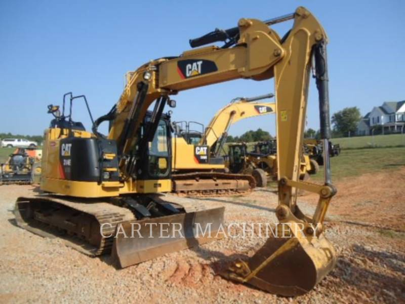 CATERPILLAR TRACK EXCAVATORS 314E POB equipment  photo 1