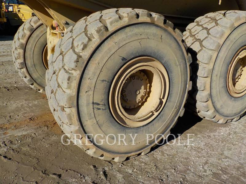 CATERPILLAR ARTICULATED TRUCKS 740B equipment  photo 23
