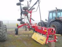 Equipment photo FELLA TS8055PRO MACCHINE AGRICOLE DA FIENO 1