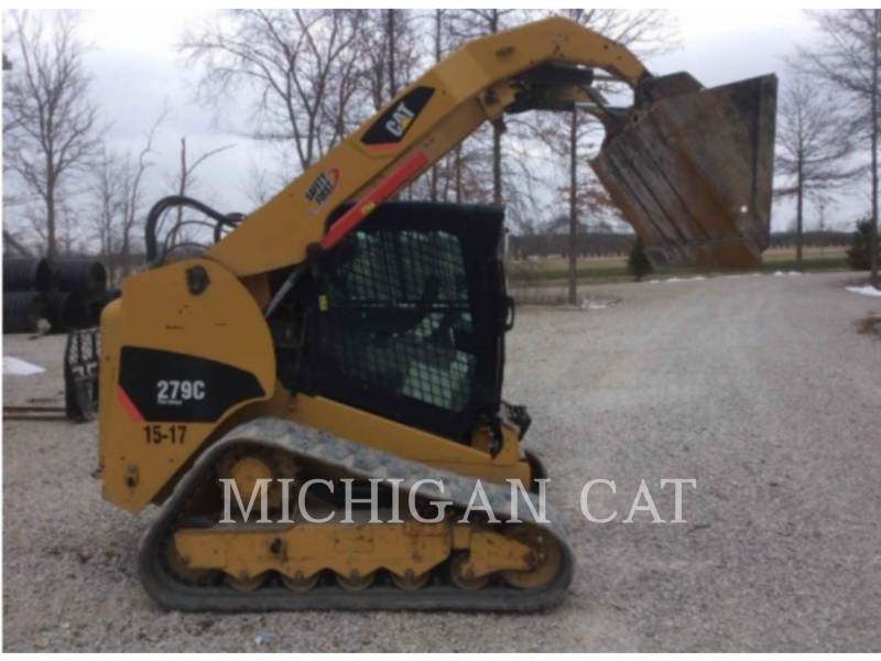 CATERPILLAR MULTI TERRAIN LOADERS 279C A2Q equipment  photo 5