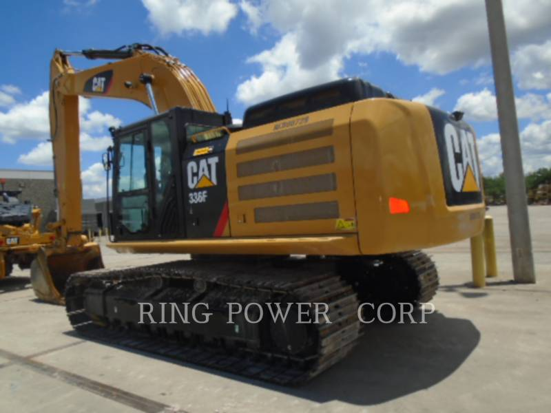 CATERPILLAR TRACK EXCAVATORS 336FLTHUMB equipment  photo 4