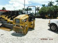 CATERPILLAR TAMBOR DOBLE VIBRATORIO ASFALTO CB22B equipment  photo 1