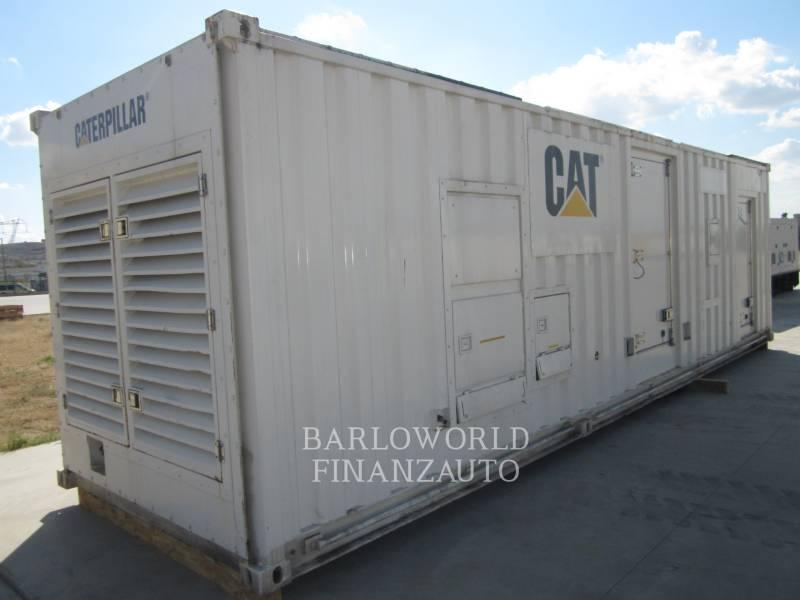 CATERPILLAR POWER MODULES (OBS) 3512B equipment  photo 7