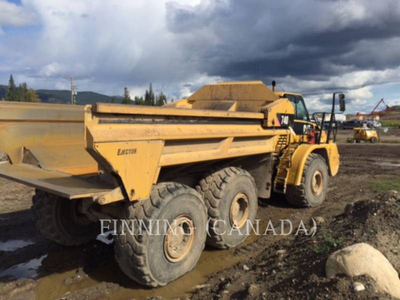 CATERPILLAR CAMIONES ARTICULADOS 740EJ equipment  photo 3