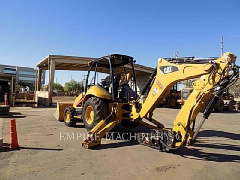 CATERPILLAR RETROEXCAVADORAS CARGADORAS 420F 4EO P equipment  photo 3