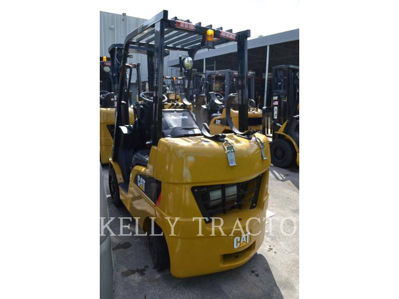 CATERPILLAR LIFT TRUCKS MONTACARGAS C5000 equipment  photo 3