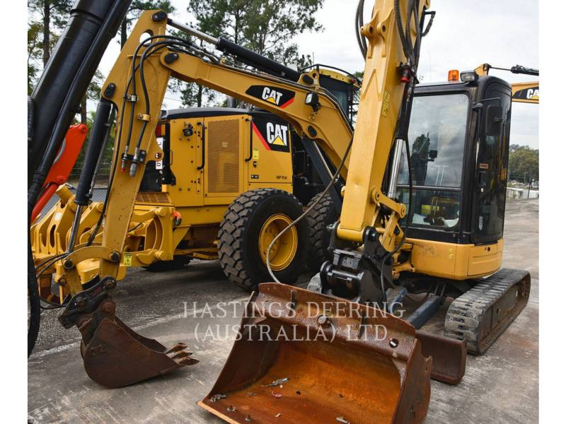 CATERPILLAR トラック油圧ショベル 303.5DCR equipment  photo 3
