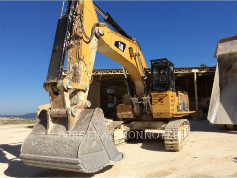 CATERPILLAR EXCAVADORAS DE CADENAS 390D equipment  photo 4