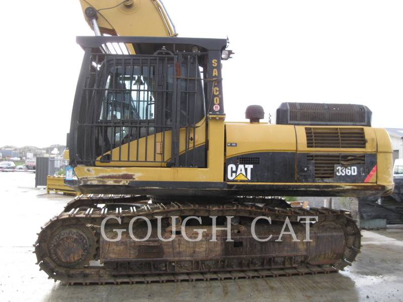 CATERPILLAR ESCAVATORI CINGOLATI 336DL equipment  photo 5