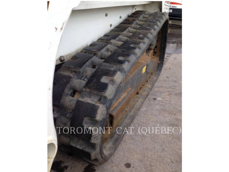 BOBCAT SKID STEER LOADERS T450 equipment  photo 13