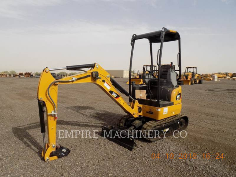CATERPILLAR EXCAVADORAS DE CADENAS 301.7DCROR equipment  photo 4