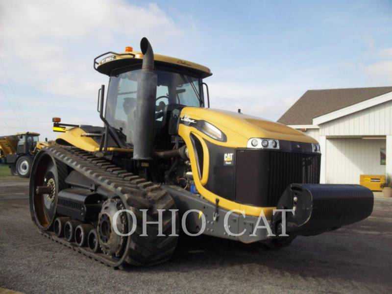 AGCO-CHALLENGER AG TRACTORS MT865C equipment  photo 5