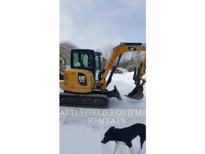 CATERPILLAR PELLES SUR CHAINES 305E2 CR equipment  photo 2