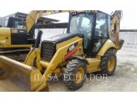 Equipment photo CATERPILLAR 420EST BACKHOE LOADERS 1