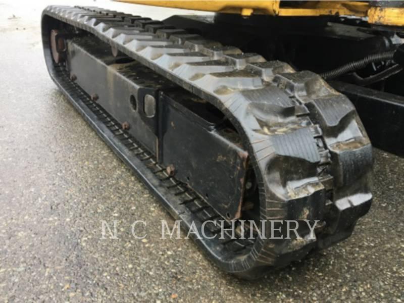 CATERPILLAR TRACK EXCAVATORS 303.5E2CR equipment  photo 8