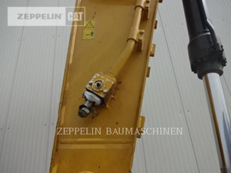 CATERPILLAR TRACK EXCAVATORS 330DL equipment  photo 14