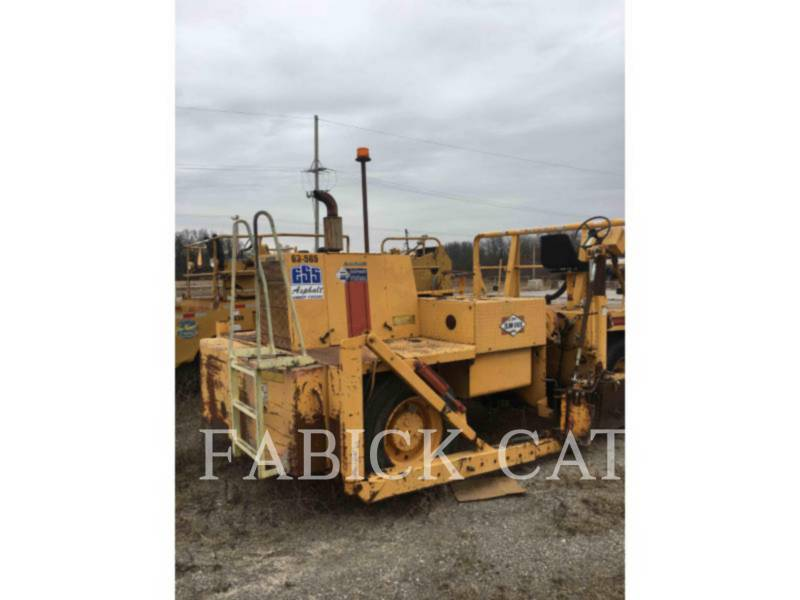 BLAW KNOX PAVIMENTADORA DE ASFALTO RW100 equipment  photo 2