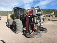 CATERPILLAR FORESTRY - FELLER BUNCHERS - WHEEL 563C equipment  photo 6