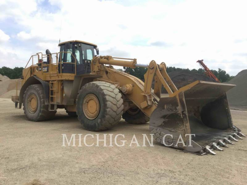 CATERPILLAR RADLADER/INDUSTRIE-RADLADER 988H equipment  photo 16