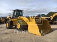 CATERPILLAR RADLADER/INDUSTRIE-RADLADER 980K HL equipment  photo 5