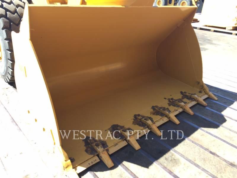 CATERPILLAR RADLADER/INDUSTRIE-RADLADER 930K equipment  photo 11